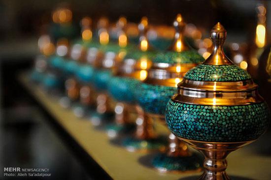 فیروزه کوبی - هدایای نفیس - صنایع دستی